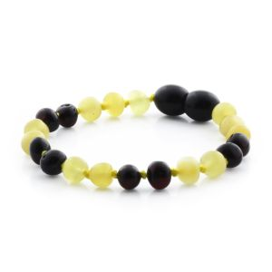Baltic Amber Bracelet for Kids. Limited Edition BE169