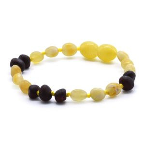 BALTIC AMBER BRACELET FOR KIDS. LIMITED EDITION. CE130