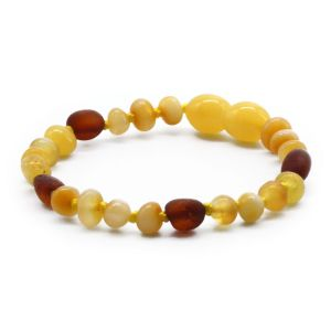 BALTIC AMBER BRACELET FOR KIDS. LIMITED EDITION LE363