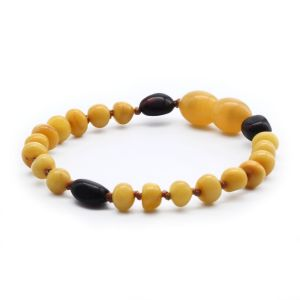 BALTIC AMBER BRACELET FOR KIDS. LIMITED EDITION. LE369