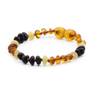 BALTIC AMBER BRACELET FOR KIDS. LIMITED EDITION. CE132