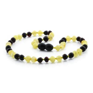 BALTIC AMBER TEETHING NECKLACE. LIMITED EDITION. BE169