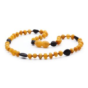 BALTIC AMBER TEETHING NECKLACE. LIMITED EDITION. LE369