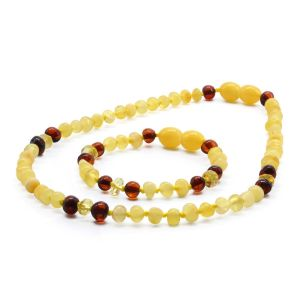 BALTIC AMBER SET FOR KIDS. LIMITED EDITION. BE176