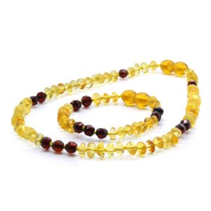 BALTIC AMBER SET FOR KIDS. LIMITED EDITION. BE177