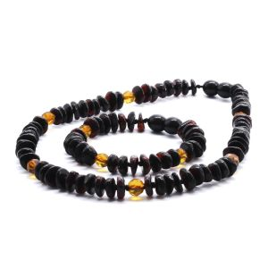 BALTIC AMBER SET FOR KIDS. LIMITED EDITION. BE178