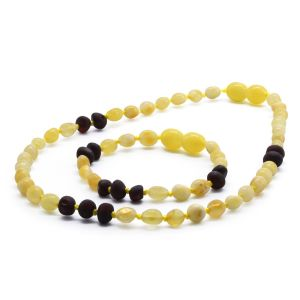 BALTIC AMBER SET FOR KIDS. LIMITED EDITION. CE130