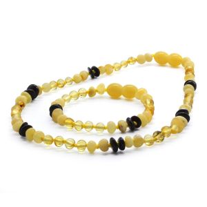 BALTIC AMBER SET FOR KIDS. LIMITED EDITION. CE131
