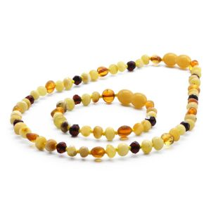 BALTIC AMBER SET FOR KIDS. LIMITED EDITION. LE353