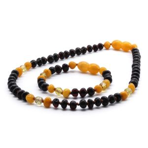 BALTIC AMBER SET FOR KIDS. LIMITED EDITION. LE362