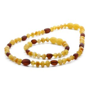 BALTIC AMBER SET FOR KIDS. LIMITED EDITION. LE363