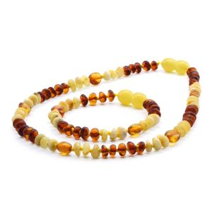 BALTIC AMBER SET FOR KIDS. LIMITED EDITION. LE365