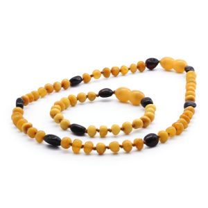 BALTIC AMBER SET FOR KIDS. LIMITED EDITION. LE369
