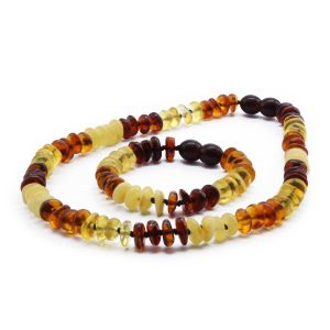 BALTIC AMBER SET FOR KIDS. LIMITED EDITION. BE180