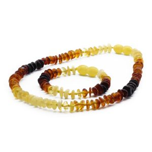 BALTIC AMBER SET FOR KIDS. LIMITED EDITION. BE183