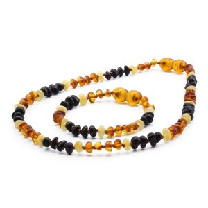 BALTIC AMBER SET FOR KIDS. LIMITED EDITION. CE132