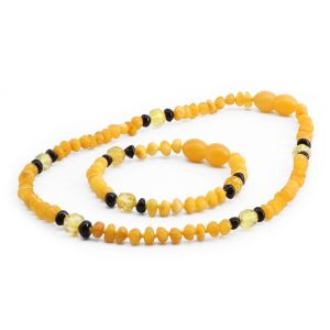 BALTIC AMBER SET FOR KIDS. LIMITED EDITION. LE380