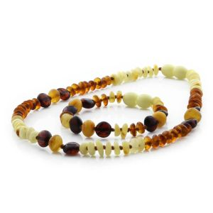 BALTIC AMBER TEETHING SET. LIMITED EDITION. BE167