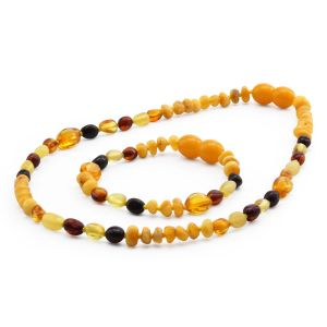 BALTIC AMBER SET FOR KIDS. LIMITED EDITION. CE139
