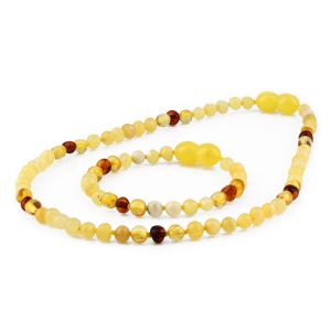 BALTIC AMBER SET FOR KIDS. LIMITED EDITION. XLE8