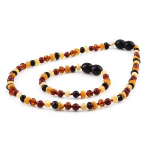 BALTIC AMBER SET FOR KIDS. LIMITED EDITION. XLE10