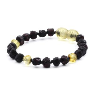 BALTIC AMBER BRACELET FOR KIDS. LIMITED EDITION. BE189
