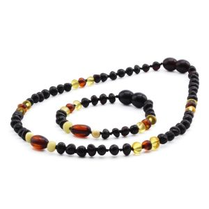 BALTIC AMBER SET FOR KIDS. LIMITED EDITION. LE390
