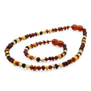 BALTIC AMBER SET FOR KIDS. LIMITED EDITION. LE392