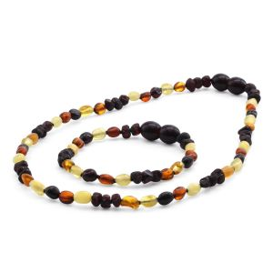 BALTIC AMBER SET FOR KIDS. LIMITED EDITION. LE401