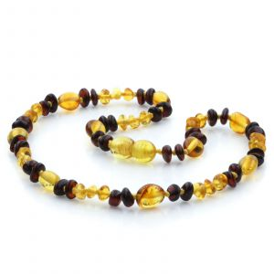 Amber Teething Necklace Limited Edition