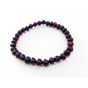 Custom order for Joel - 6mm Baroque bracelet