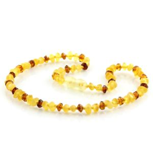 Natural Baltic Amber Junior Necklace. MDL 36