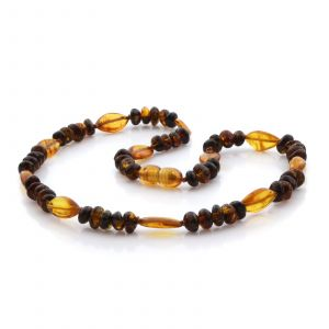 Natural Baltic Amber Junior Necklace. JN25