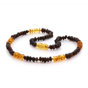 Natural Baltic Amber Junior Necklace. JN27