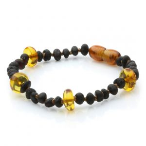 Exclusive Baltic Amber Teething Bracelet. Limited Edition APR 80