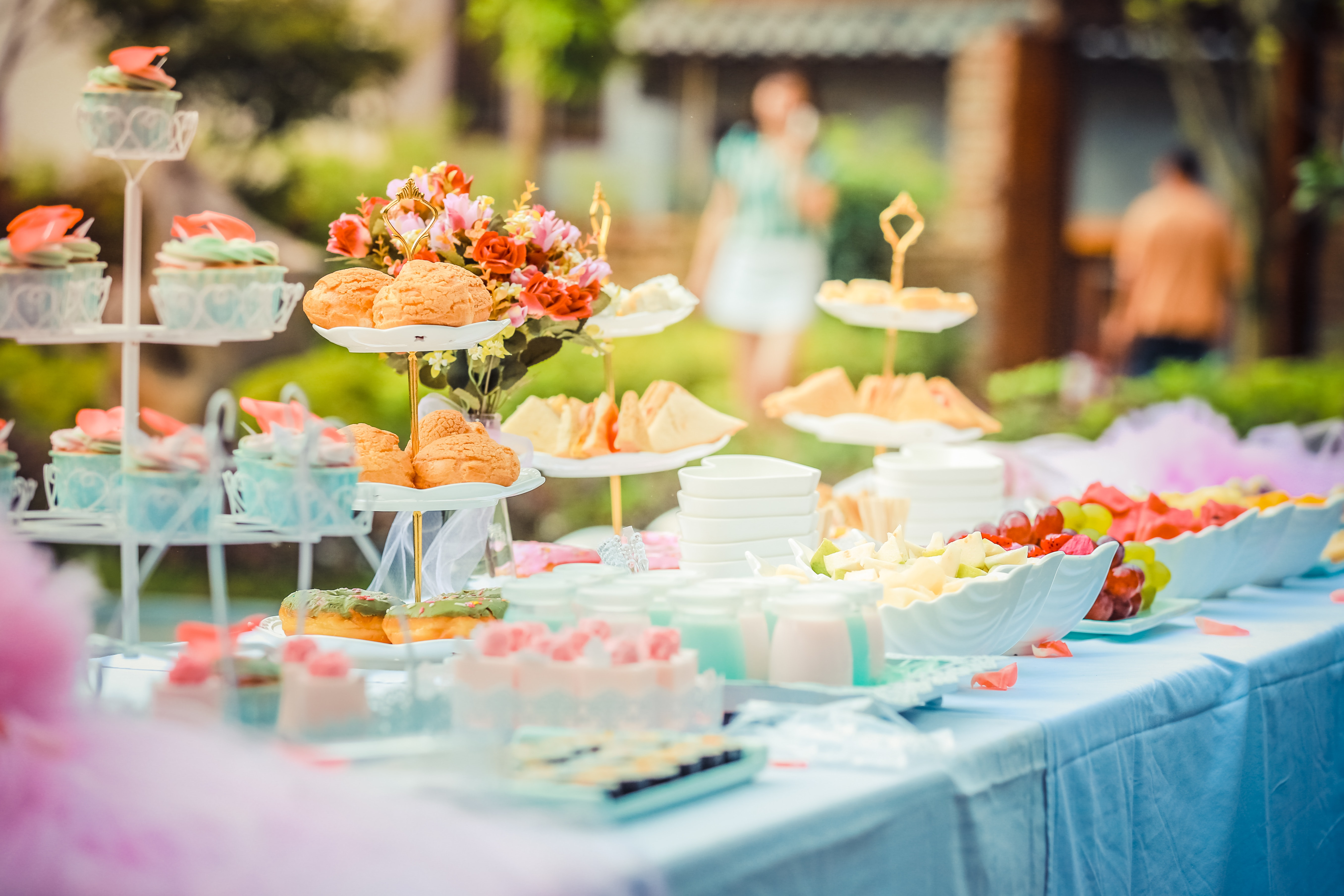 Nontraditional Baby Shower Ideas